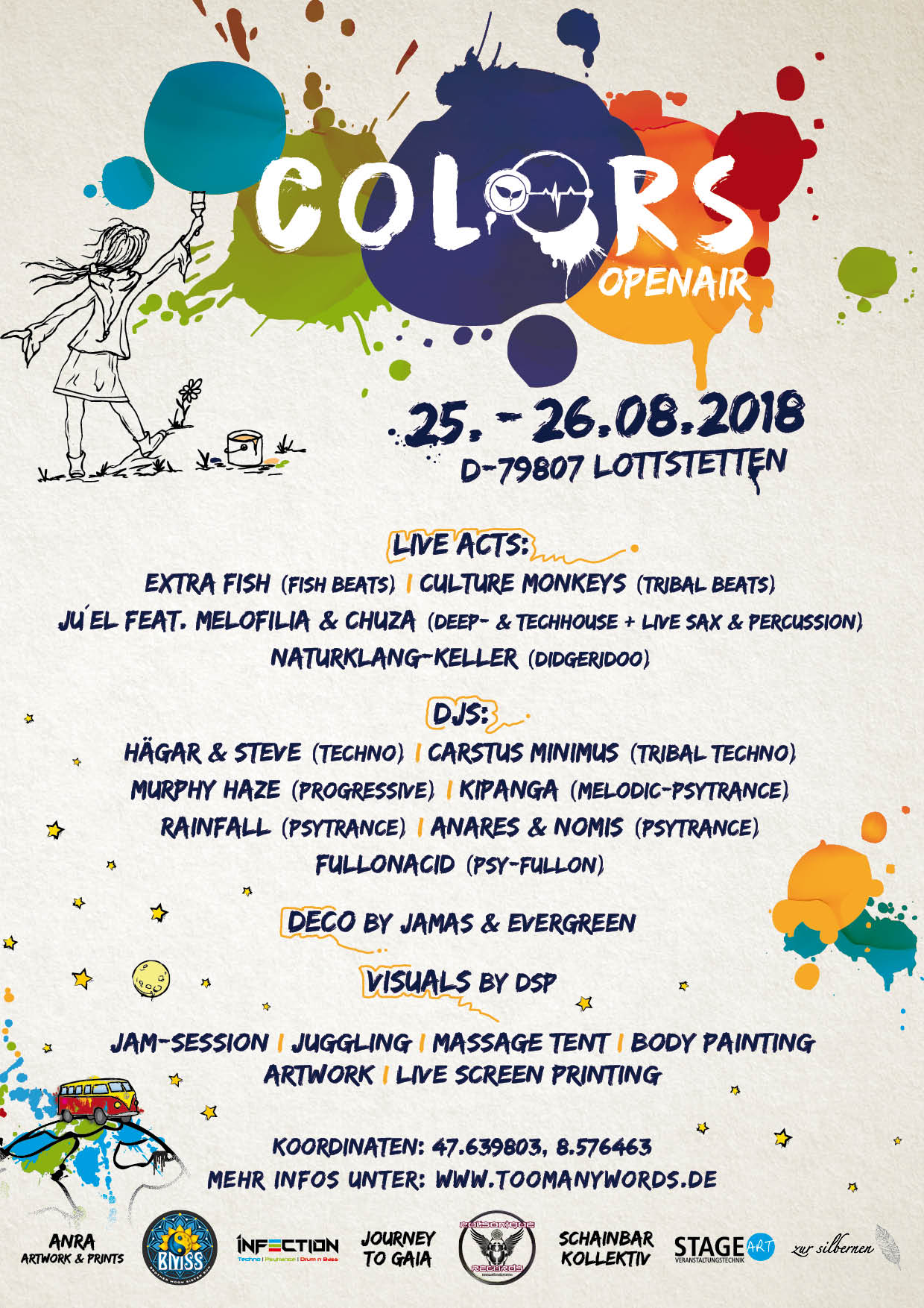 Colors Openair